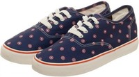 Marvel Captain America Unisex Lo Pro Shoes (Size 9)