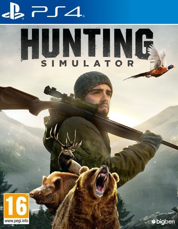 Hunting Simulator for PS4