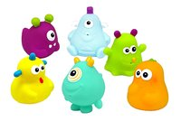 Escaboo: Happy Monster Squirters (Set of 6)
