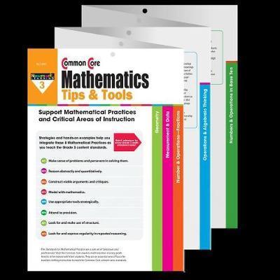 Common Core Math Tips & Tools Grade 3 image