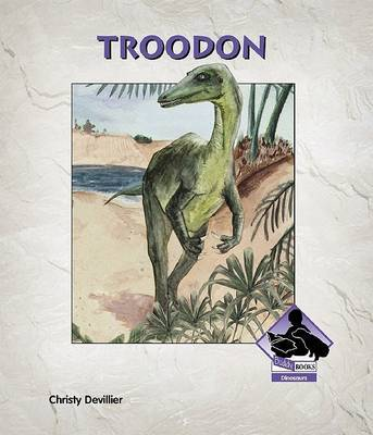 Troodon by Christy Devillier image