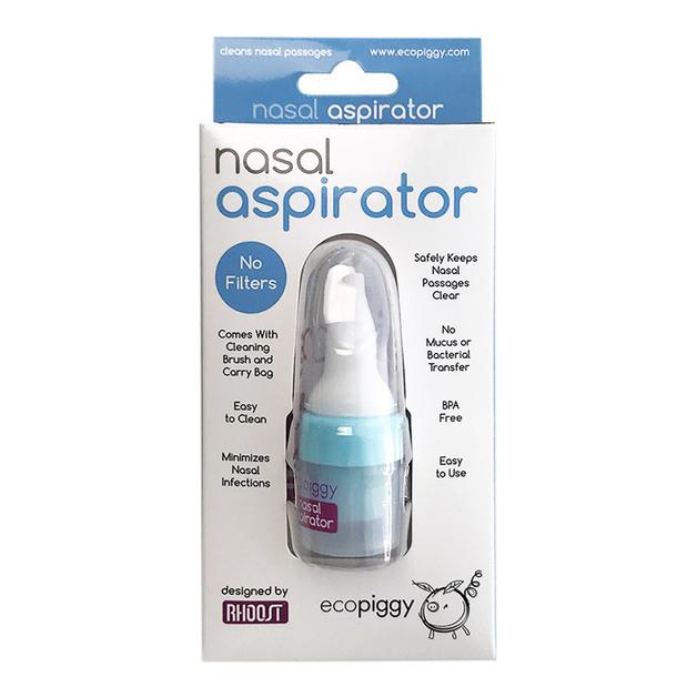 Ecopiggy: No Filter Nasal Aspirator