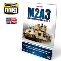 M2A3 Bradley Fighting Vehicle in Europe in Detail Vol.2