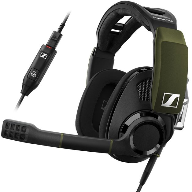 EPOS Sennheiser GSP 550 7.1 Dolby Surround Sound Gaming Headset for