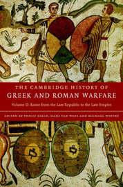 The Cambridge History of Greek and Roman Warfare image