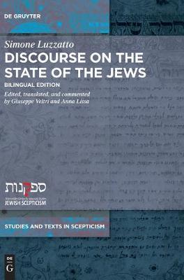 Discourse on the State of the Jews by Simone Luzzatto