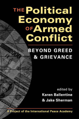 The Political Economy of Armed Conflict image