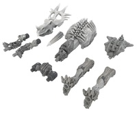 Transformers Generations: War for Cybertron Kingdom - Deluxe Class - Ractonite