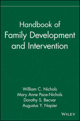 Handbook of Family Development and Intervention image