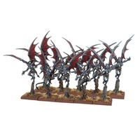 Kings of War Abyssal Dwarf Gargoyles