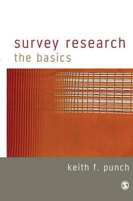 Survey Research by Keith F. Punch image