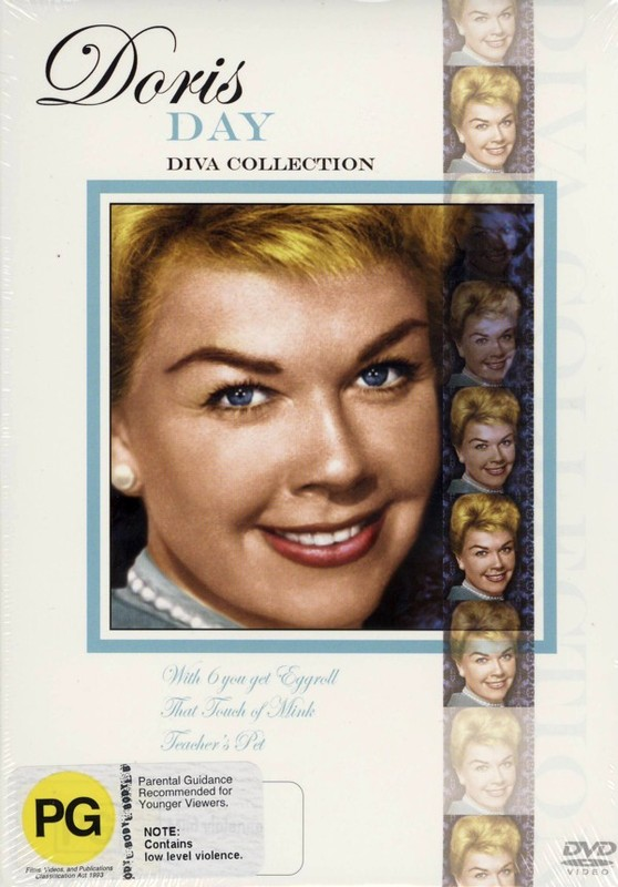 Doris Day - Diva Collection (3 Disc Box Set) on DVD