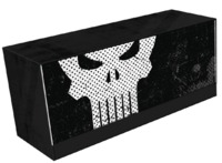 Marvel: Punisher Bluetooth Stereo Speaker