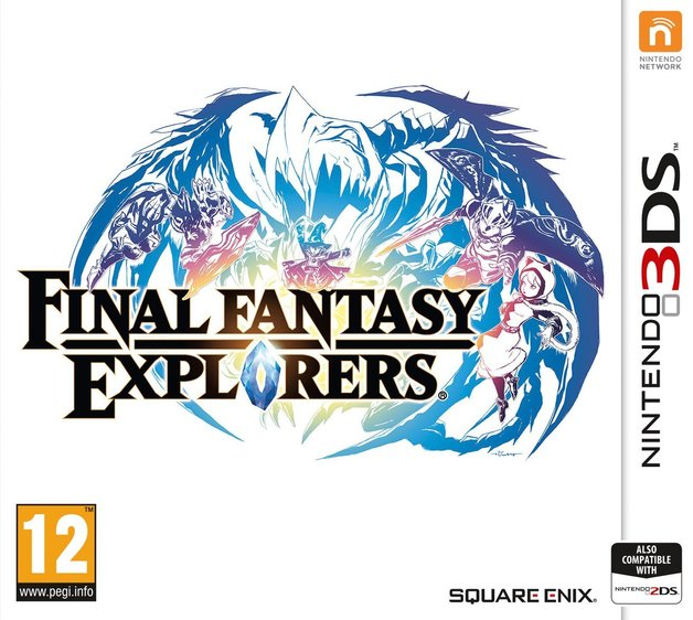Final Fantasy Explorers for Nintendo 3DS