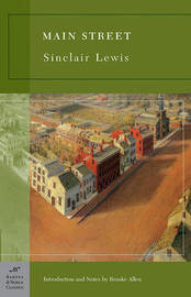 Main Street (Barnes & Noble Classics Series) by Sinclair Lewis
