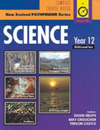 New Zealand Pathfinder Series: Science Year 12, NCEA Level 2 : NCEA Level 2 by George Hook image
