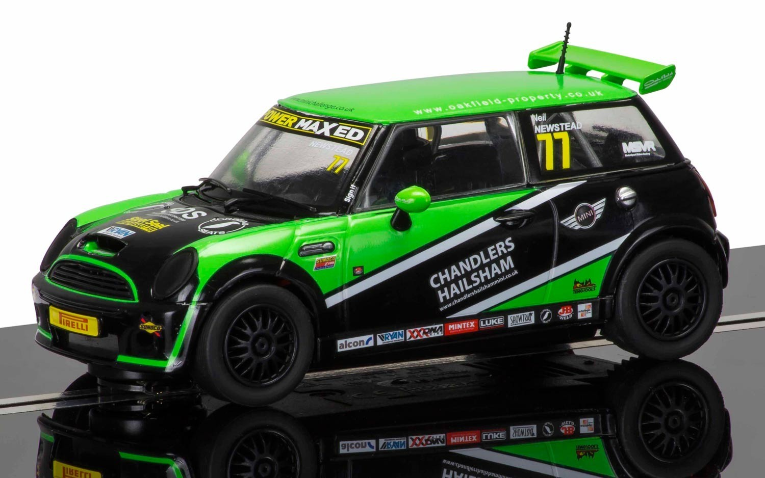 Bmw Mini Cooper S Slot Car At Mighty Ape Nz