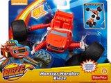 Blaze & the Monster Machines: Monster Morpher Vehicle - Blaze