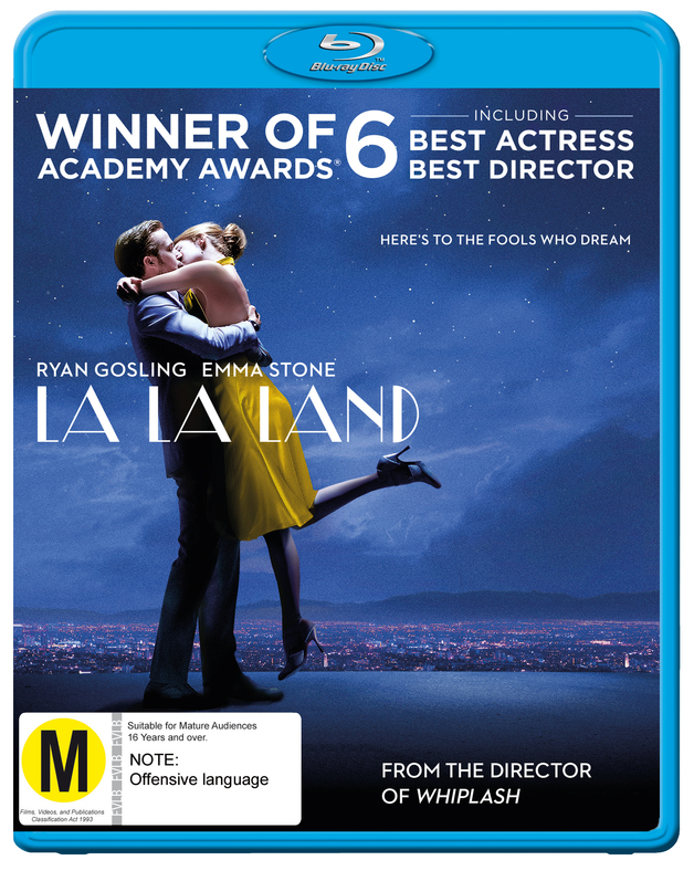 La La Land on Blu-ray
