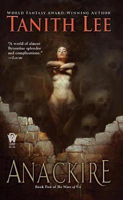 Anackire | Tanith Lee Book | In-Stock - Buy Now | at Mighty
