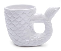 Mermaid Tail - Novelty Mug