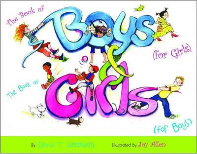 Book of Boys for Girls and Girls for Boys by D Greenberg image