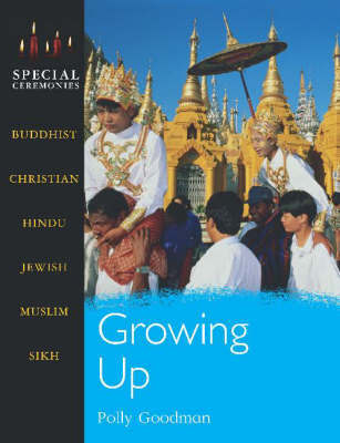 Growing Up by Polly Goodman