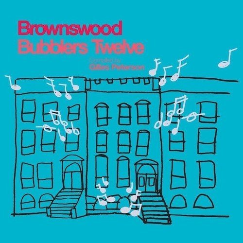 Brownswood Bubblers Twelve by Various Artists image