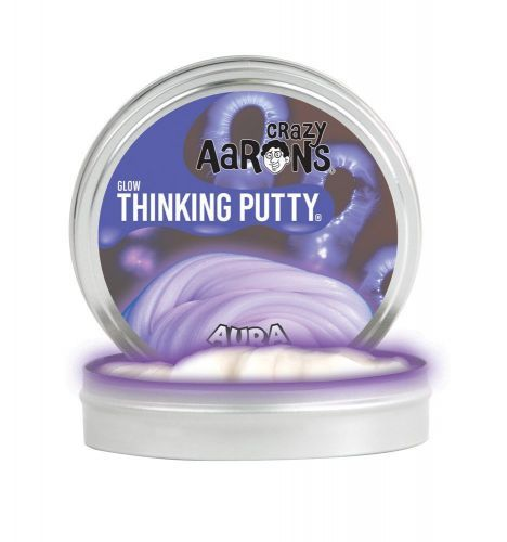 Crazy Aarons Thinking Putty: Aura - Mini Tin image