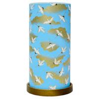 Short Story: Big Glass Lantern - Blue Cranes