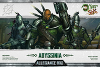 The Other Side: Abyssinia Allegiance Box - Prince Unathi