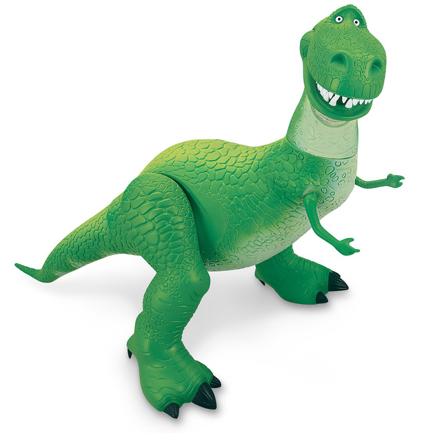 """Toy Story 4: Rex - 12"""" Action Figure"""