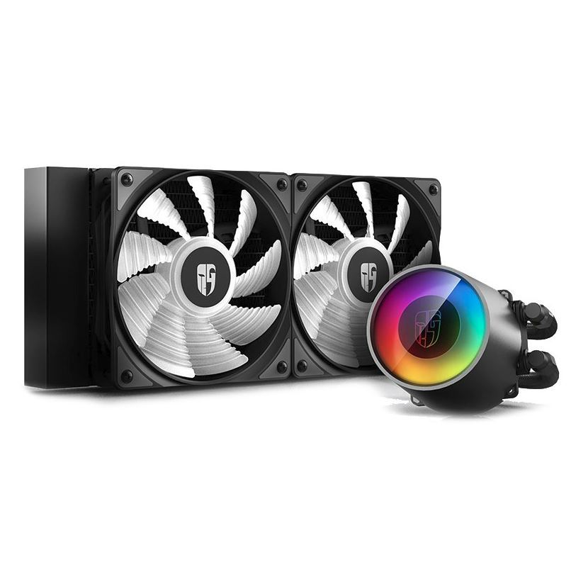 Deepcool Castle 240RGB V2 AIO Liquid Cooler image