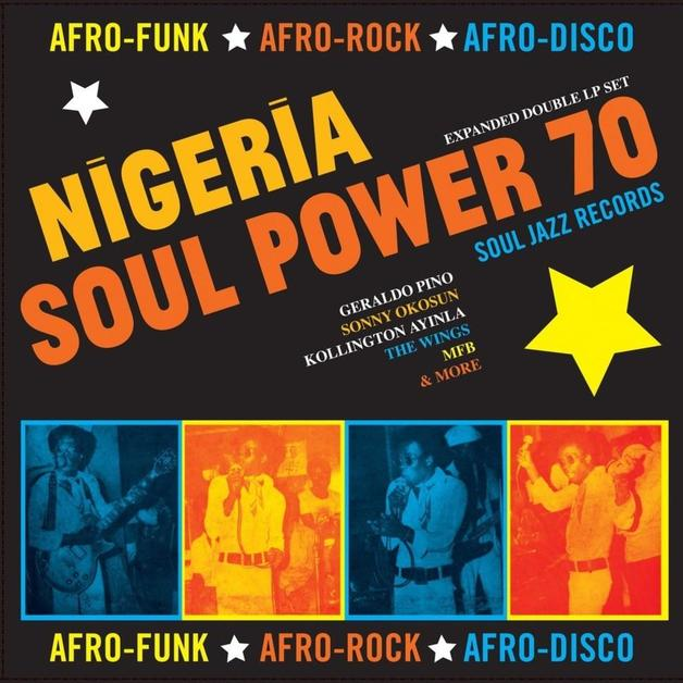 Nigeria Soul Power 70 by Various Artists