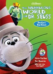 The Wubbulous World Of Dr Seuss - The Cat's Fun House on DVD