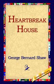 Heartbreak House by George Bernard Shaw image