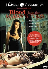 Blood From The Mummy's Tomb on DVD