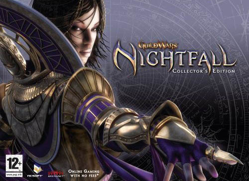 Guild Wars: Nightfall Collector's Edition for PC Games
