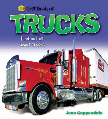 Trucks by Jean Coppendale