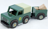 Le Toy Van: Budkins - Farm 4 x 4