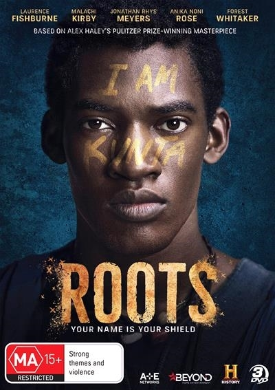 Roots on DVD image