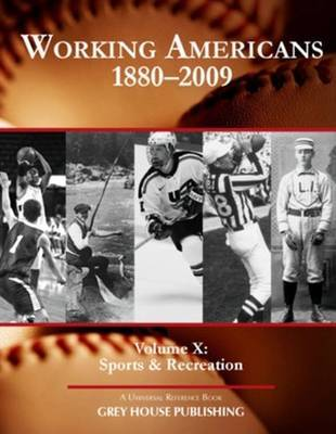 Working Americans, 1880-2009 - Volume 10: Sports & Recreation image