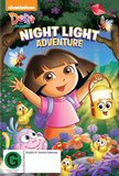 Dora and Friends: Night Light Adventure on DVD