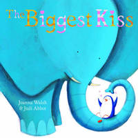 The Biggest Kiss by Joanna Walsh image