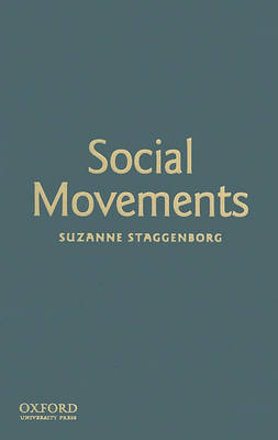 Social Movements by Suzanne Staggenborg
