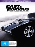 Fast & Furious 8-Movie Collection on DVD