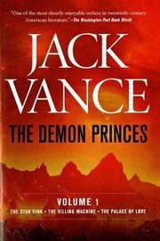 The Demon Prince: Vol 1 by Jack Vance