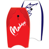 "Maddog: Epic - 41"" Bodyboard (Red)"