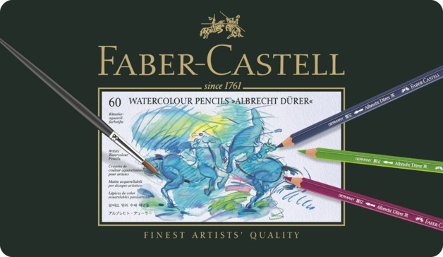 Faber-Castell: Albrecht Durer Pencil (Tin of 60)