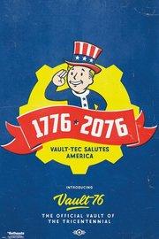 Fallout 76 - Tricentennial Maxi Poster (845)